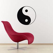 YIN-YANG Wall Sticker/Decalcomania Parete Simbolo Cinese