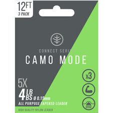 WYCHWOOD Camo Mode Tapered Leader