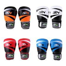 Durable Boxing Gloves MMA Kickboxing Training Gloves for Karate Taekwondo