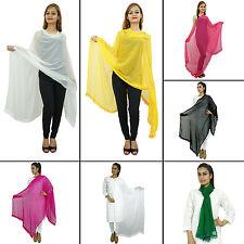 Neue Art- und lange Dupatta Chunni Hijab-Stola-Ansatz-Verpackung Schal-NDP198