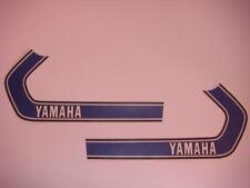 125 DTF YAMAHA TYPE 1F9 EMBLÈMES POUR  RESERVOIR