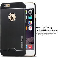 Genuine Ultra Thin Matte Aluminum Chrome Metal Bumper Case Fo iPhone 6s / 6 PLUS