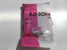 CANON BJI-201M Recarga de tinta magenta nuevo y sin abrir pero viejo stock.