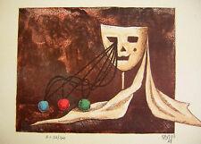 Dan Kedar: Song of Songs Bible / Israeli Judaica Jewish S/Color Lithograph