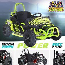 RiiRoo 4 Wheel 80CC Petrol Off Road Go Kart Buggy Outdoor Kids Ride On Go-Kart
