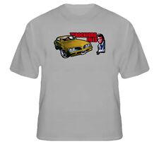 The Rockford Files Retro Firebird Tv Show T Shirt