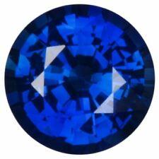 Natural Fine Blue Sapphire - Round Faceted - Sri Lanka - AAA Grade - Jeweler's C