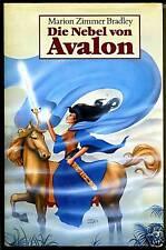 Marion Zimmer Bradley -- Die Nebel von Avalon -Gebunden