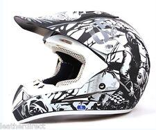 Dual Sport Moto Mx Enduro Crash Off Road Motocross Motorcycle Helmet With Visor