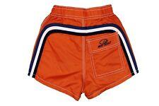 Boardshorts da bambino arancione West Scout coulisse tasca casual moda junior