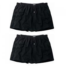 4 Stück Pack Ceceba Jersey Boxershorts Pant Unterhosen Herren schwarz XL - 8XL