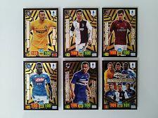 Adrenalyn XL Top player calciatori 2019-2020 cards Ronaldo Invincibile Panini