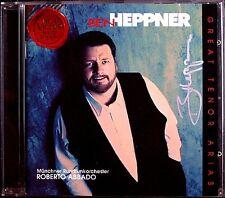 Ben HEPPNER Signiert TENOR ARIAS Bizet Verdi Puccini Massenet CD Roberto ABBADO