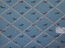 Sophie Allport Dachshund - Large Fabric Notice Board/Memo Board