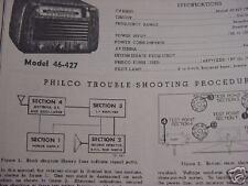 HUGE MANUAL MAGNAVOX  # 7 Transistor Radio MANUAL CD