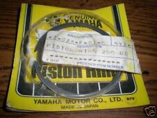 NOS 1982 Yamaha YZ80 .50 Piston Rings 5X2-11601-20