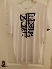 Nike Blanco Naymar Raro Cuello Redondo Camiseta XL BNWT