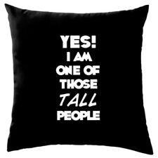 SÌ! I AM UNO CON Those ALTO persone - Cuscino - (40.6cm) - Divertente - REGALO -
