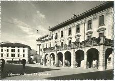 TOLMEZZO - PIAZZA XX SETTEMBRE (UDINE) 1957
