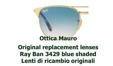 RAY BAN RB 3429M ORIGINAL REPLACEMENT LENSES-LENTI DI RICAMBIO ORIGINALI SIGNET