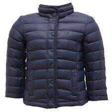 1109T piumino bimba TOMMY HILFIGER 100 grammi blu bimba jacket kid