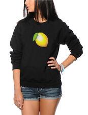 Lemon Lemonade Sweatshirt - Emoji Album Fashion Jumper - Various Sizes