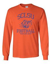 274 Mud Dogs Football Long Sleeve Shirt water boy 90s movie funny SCLSU vintage