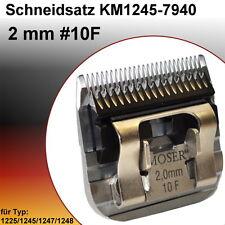 SCHERKOPF 1245-7940 MOSER 1245 1250 1247 1248 SCHNEIDSATZ 2 mm Max45/50 Glass45