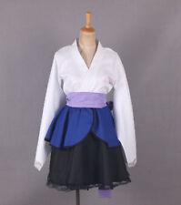 Shippuden Uchiha Sasuke Female Lolita Kimono Dress Cosplay Costume custom made