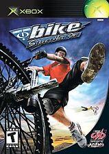 Gravity Games Bike Street Vert Dirt BMX TRICK Bicycle Microsoft Xbox brand NEW