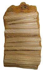 Anzündholz in 1-4 Netzsäcke 2,25 - 9 kg Kaminholz Anmachholz Glillholz Anzünder