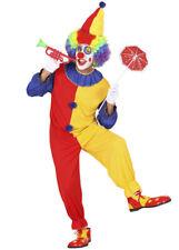 Adulto para Hombre Disfraz De Circo Payaso Luminoso