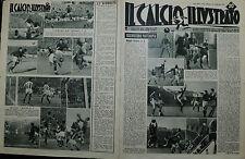 IL CALCIO ILLUSTRATO N°8 /19.FEB.1948 - MODENA-INTER 2-0 - NAPOLI-TORINO 0- 0