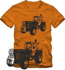 Fortschritt Zt 303 D T-Shirt  Landwirtschaft Ostalgie  Retro Style S/WGrafik DTG
