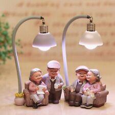 Creative Couple Night Light Ornaments Valentine Wedding Anniversary Gift HoN8O3