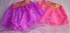 Jupe fée fée Tutu violet et rose se déguiser JEUNE FEMME PRINCESSE NEUF
