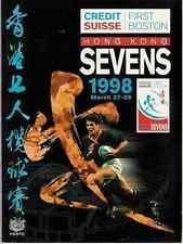 Hong Kong Sevens Rugby 1998 programma vincitori Figi, Samoa occidentali