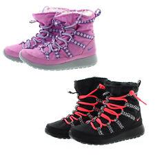 Nike 654492 Kids Youth Boys Girls Roshe Hi Top Gradeschool Sneakerboot Boots