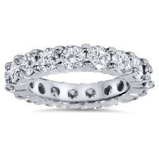 4ct Diamond Eternity Ring 950 Platinum