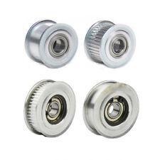 MXL 16-60T Idler Timing Pulley Gear Bearing 6/10mm Belt Bore 3-10mm 3D Printer