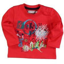 boboli Niños Camisa grafiti talla 9m (74 ), 12m (80 ), 18m (86 ), 24m (92)