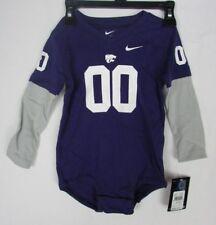 Nike Kansas State Wildcats NCAA Purple Infant Body Suit (Sizes 12M, 18M, 24M)