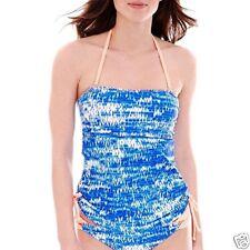 Arizona Bandeaukini Swim Top Juniors Size S, M New Msrp $32.00