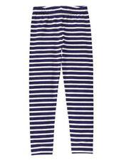 NWT Gymboree Leggings Mix and Match Striped Navy Blue Girls many sizes
