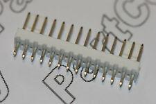 14 Way PCB Header Molex 22-04-1141 KK Vertical, Friction Ramp, 2.5mm Pitch