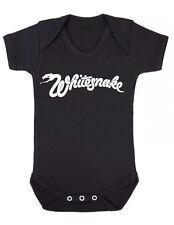 WHITESNAKE - ROCK METAL MUSIC BAND Baby Grow Bodysuit