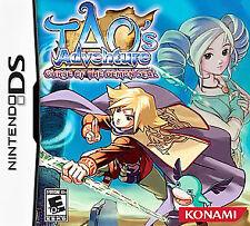 Tao's Adventure: Curse of the Demon Seal (Nintendo DS, 2006)