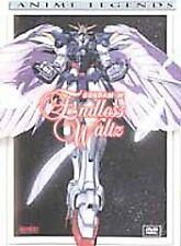 Gundam Wing the Movie - Endless Waltz (Special Edition) DVD, Hikaru Midorikawa,