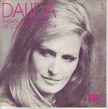 """""""7"""" - DALIDA - Les couleurs de l`amour - RAR aus France"""
