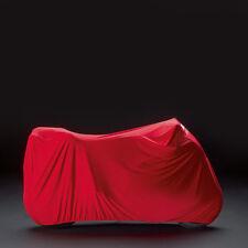Ducati Motorrad Abdeckhaube Schutzhülle Abdecktuch Abdeckung universal rot